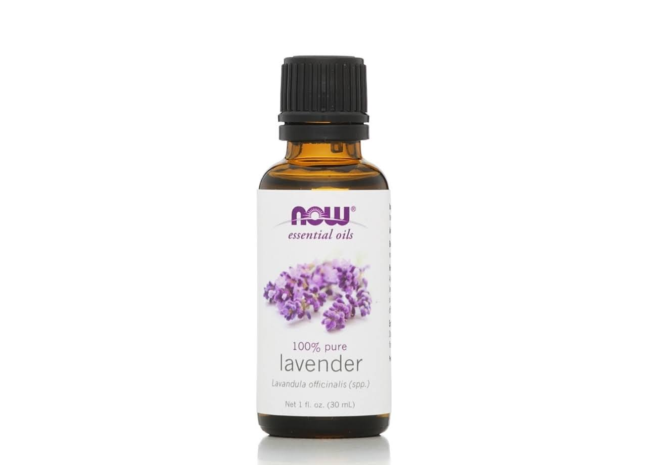 Now 100% Pure Lavender Oil