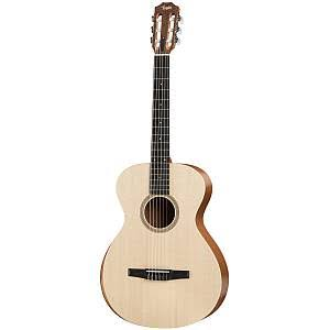 Taylor Academy Grand Concert Nylon String Acoustic Electric Guitar - Brown