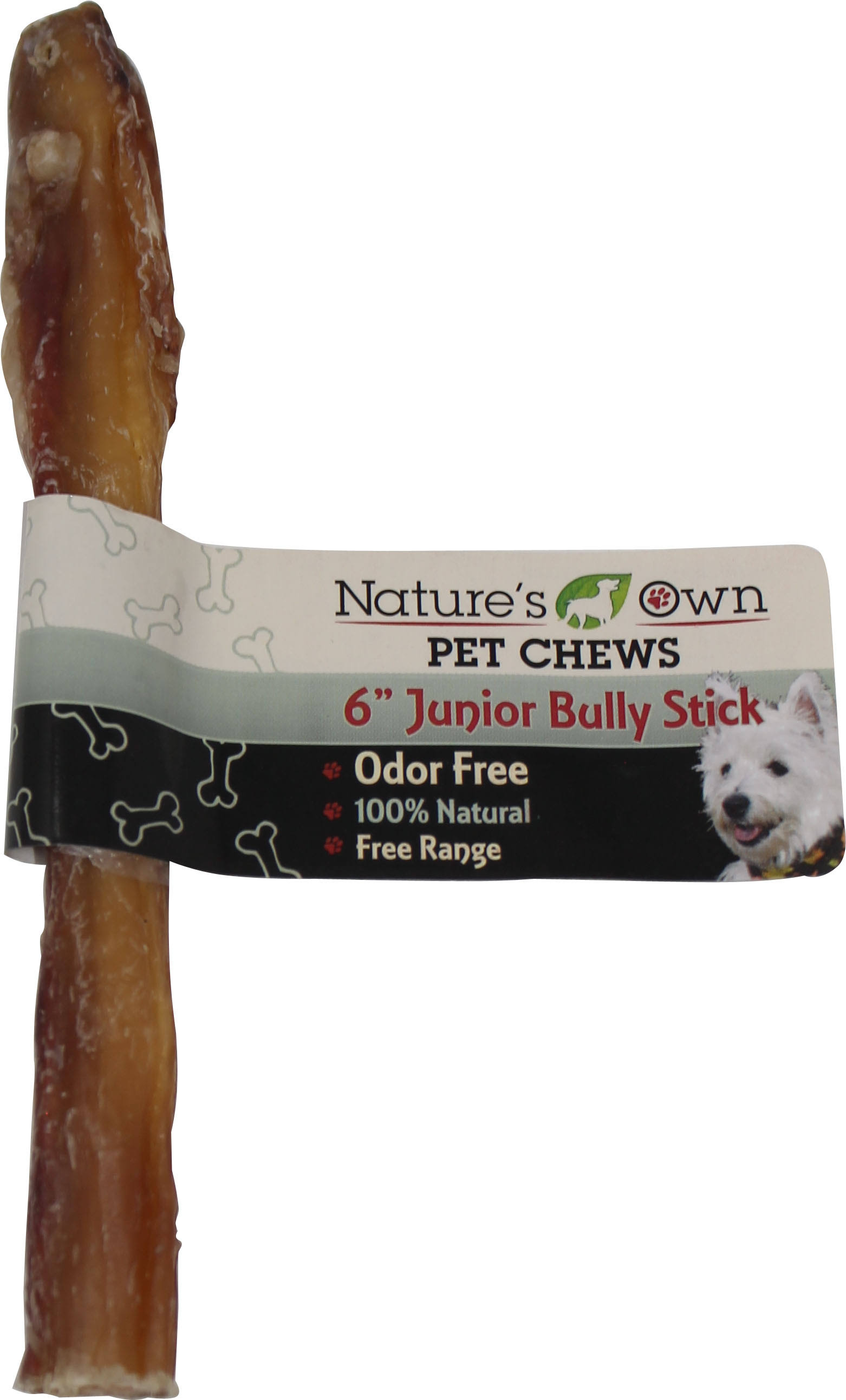 Best Buy Bones USA Odor-Free Junior Bully Stick Treat 100 ct. 90108