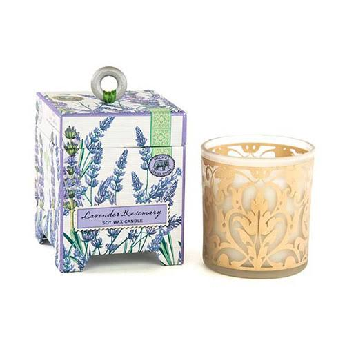 Michel Design Works Soy Wax Candle - Lavender Rosemary, 184g