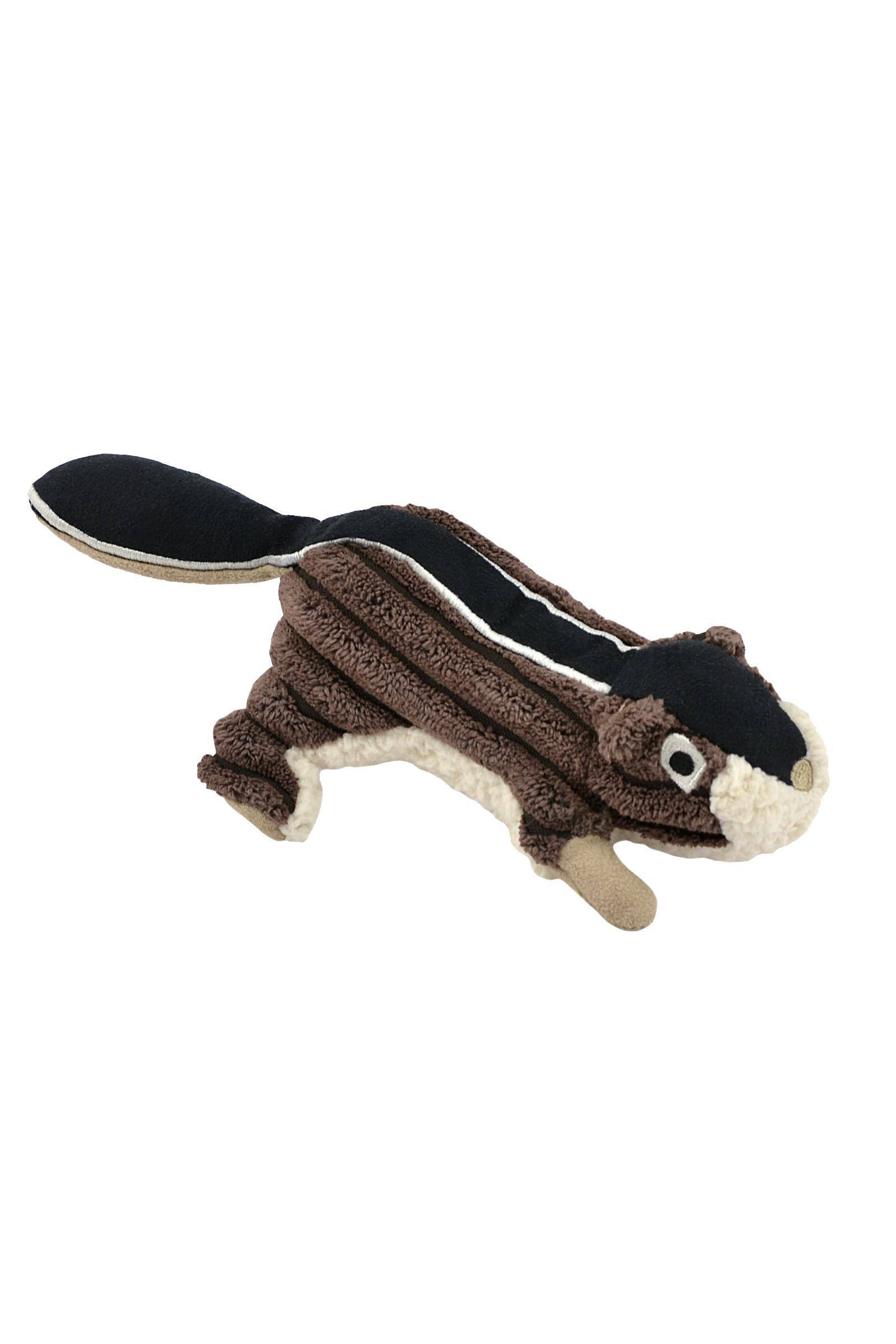 Tall Tails Squeaker Chipmunk Dog Toy 5""