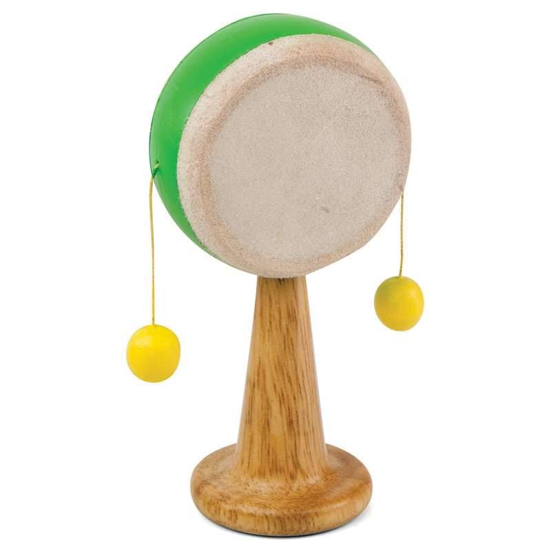 Hohner Green Tones Musical Toy Spinning Drum