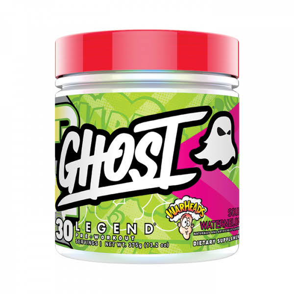 Ghost Legend Sour Green Apple