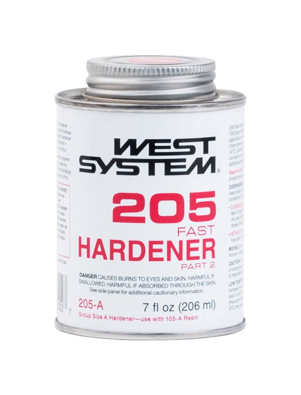 West Systems Hardener - .44 Pint 205-A