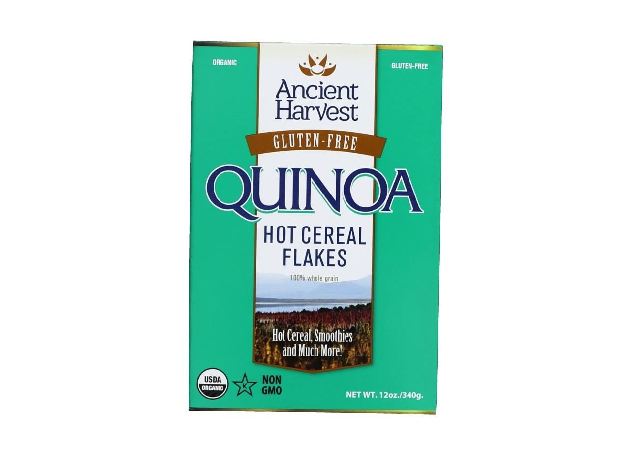 Ancient Harvest Quinoa Hot Cereal Flakes - 340g