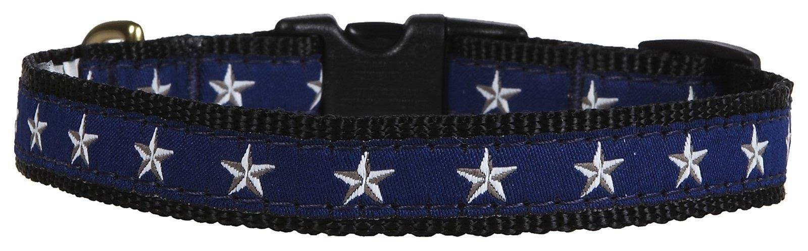 Up Country North Star Dog Collar - Medium