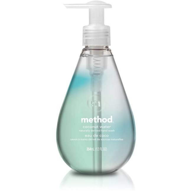 Method Hand Wash, Coconut Water - 354 ml