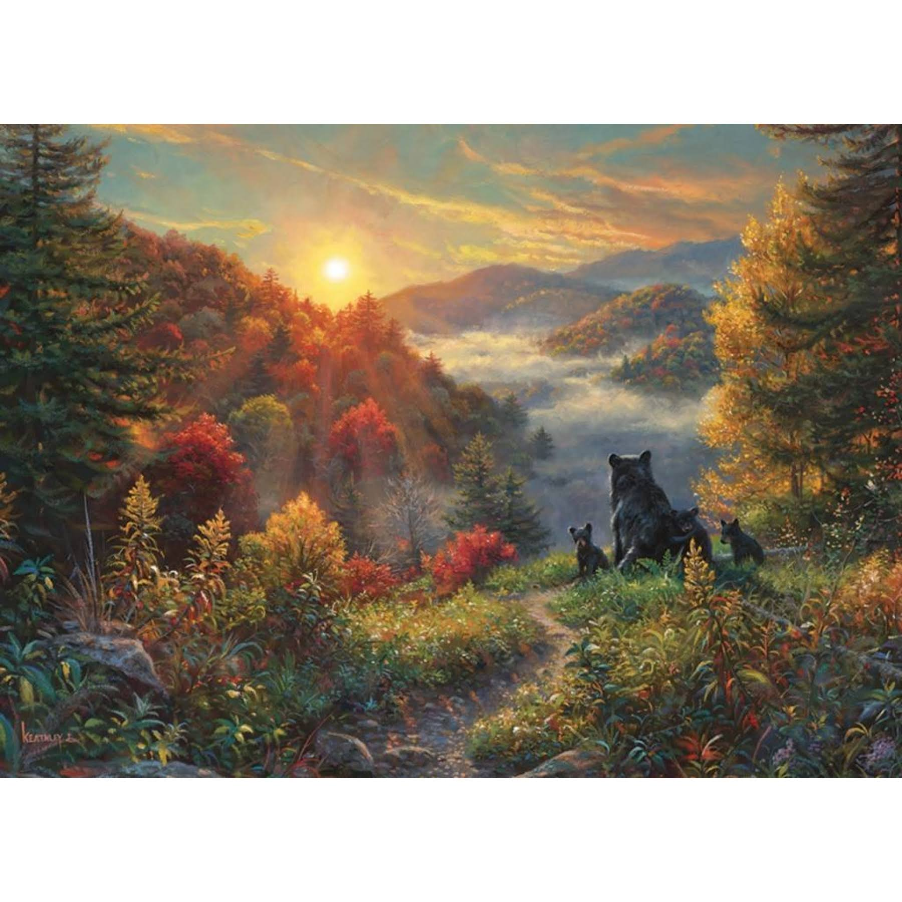 Cobble Hill New Day Jigsaw Puzzle