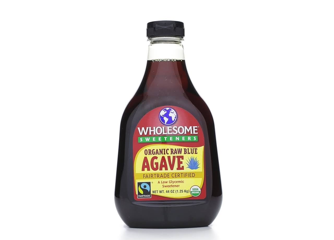 Wholesome Sweeteners Organic Raw Blue Agave - 44oz