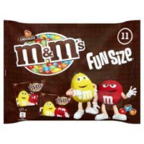 M&M's Chocolate Fun Size - 11 x 20g