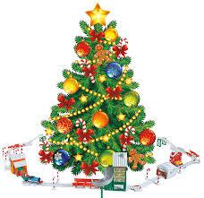 Christmas Tree Amazon Prime amazon com fisher price thomas the train trackmaster holiday