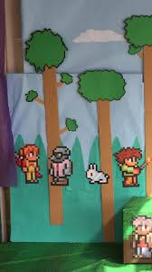 Terraria Halloween Event Solo by 19 Best Terraria Party Ideas Images On Pinterest Terraria