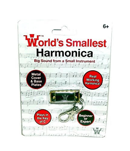 Westminster World's Smallest Harmonica