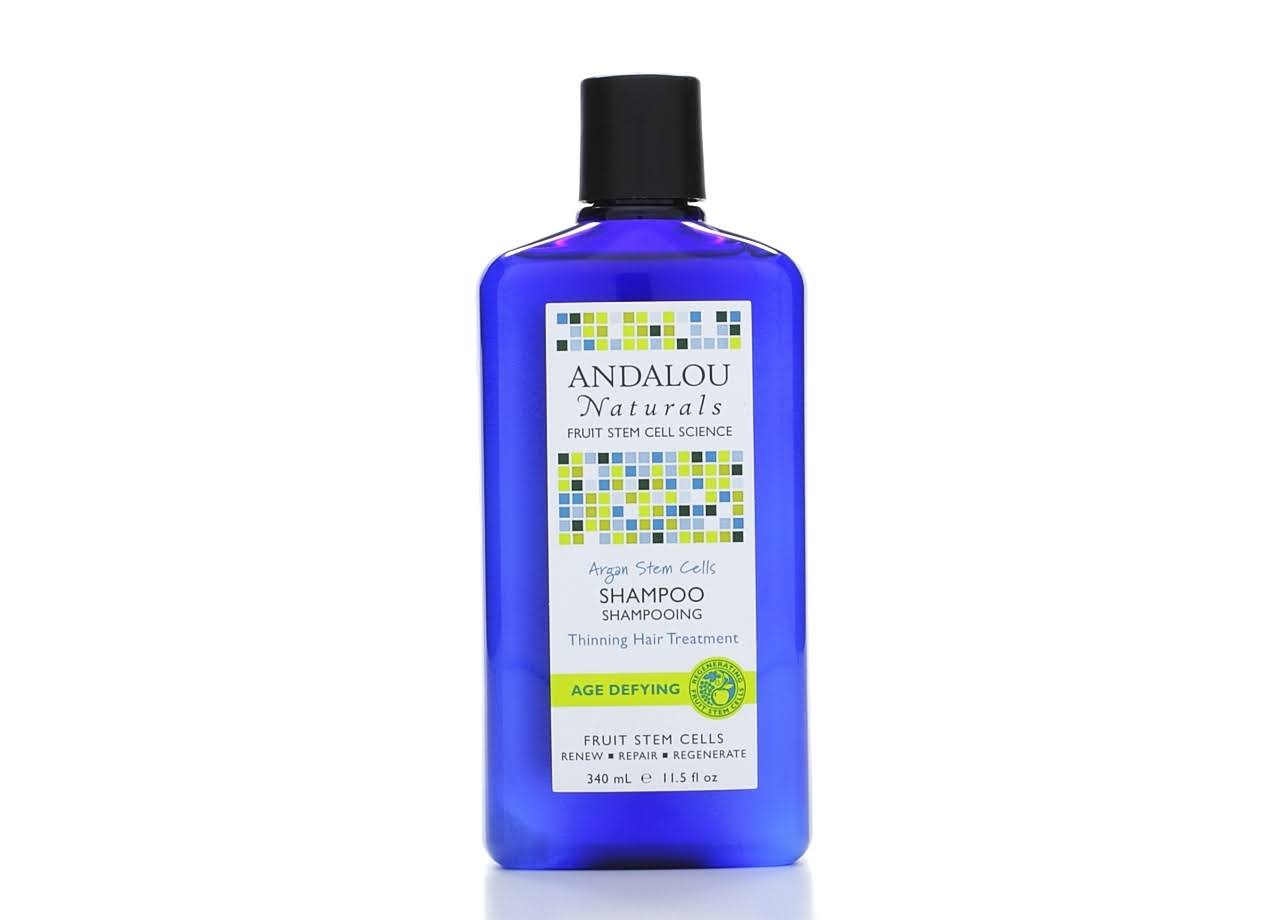 Andalou Naturals Age Defying Shampoo with Argan Stem Cells