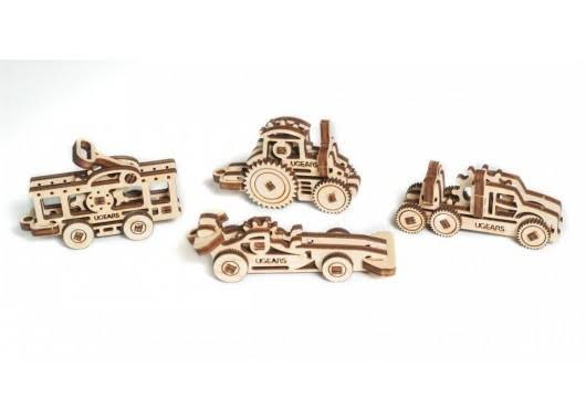 Ugears - U-Fidget Vehicles