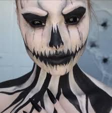 Ideas For Halloween Food Names by 40 Easy Halloween Makeup Ideas U0026 Tutorials 2017 Cool Halloween