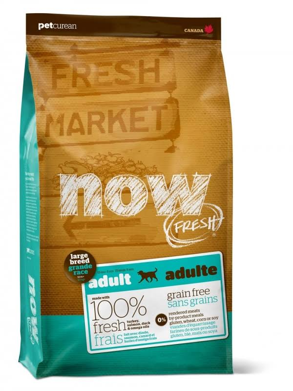 Now Fresh Grain-Free Large Breed Adult Recipe Dry Dog Food, 25-lb Bag