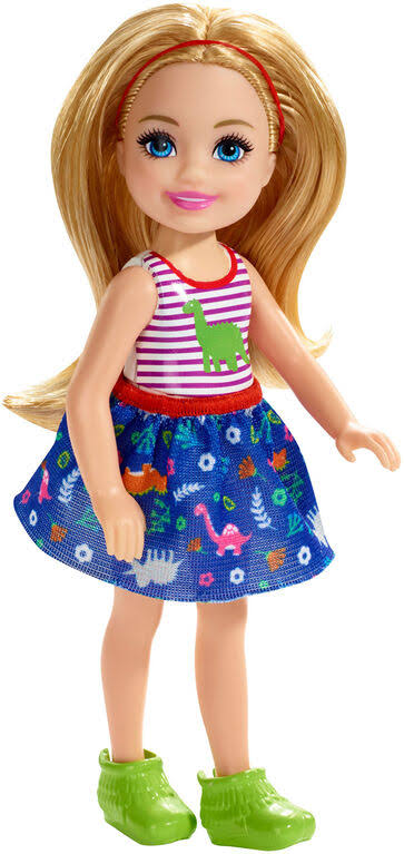Barbie FXG82 Club Chelsea Doll Multicolour
