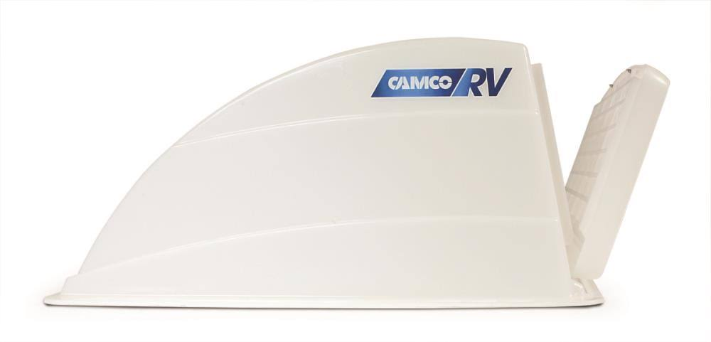 Camco Roof Vent Cover - White