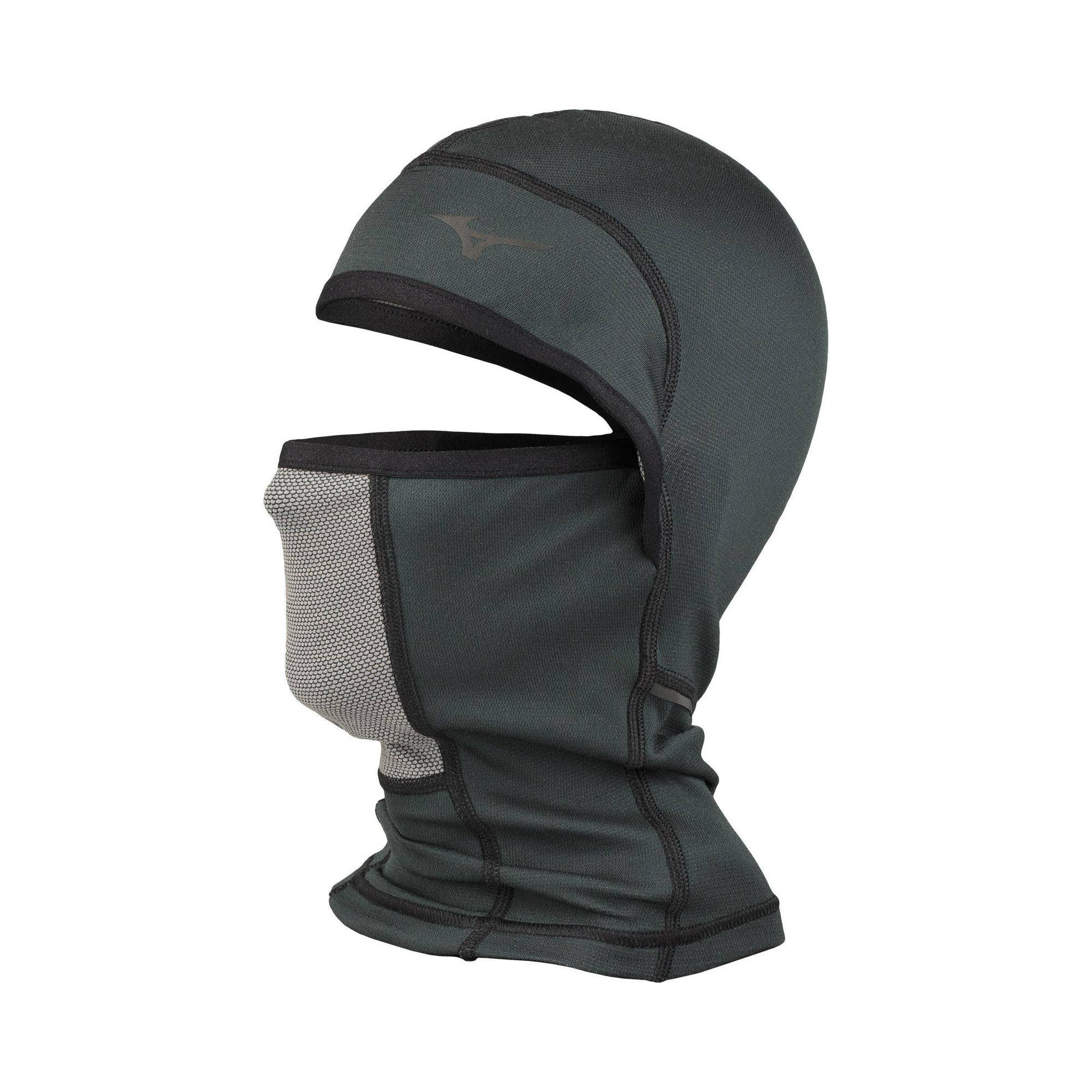 Mizuno Breath Thermo Balaclava-Black