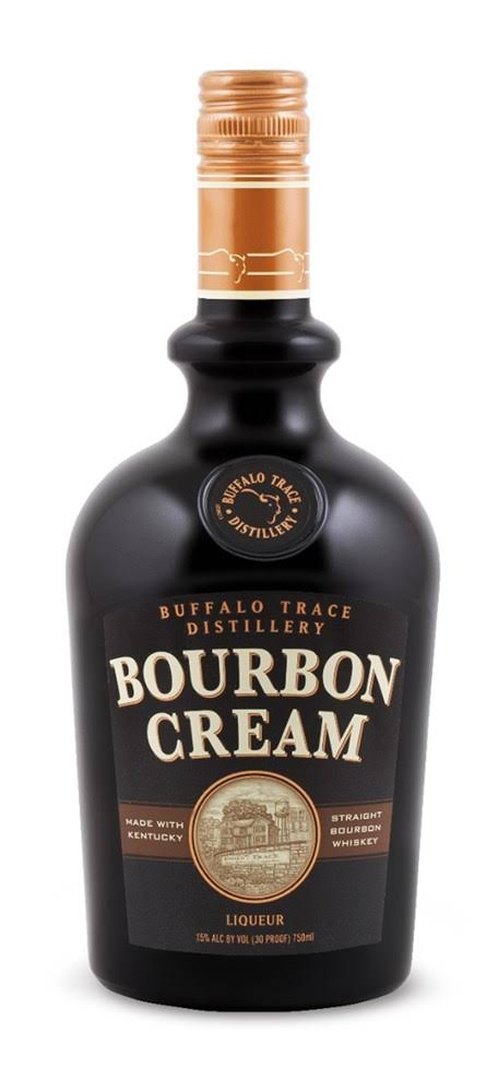 Buffalo Trace Distillery Bourbon Whiskey Cream Liqueur - 750ml