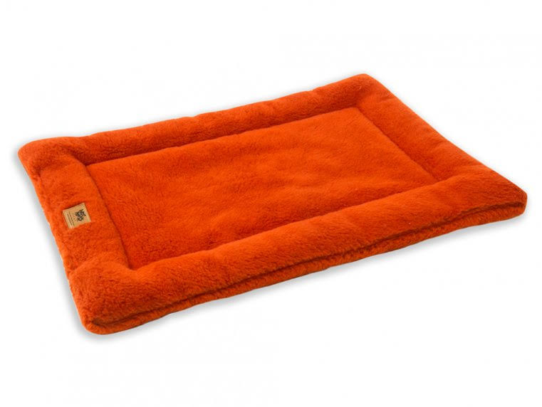 West Paw Montana Nap Bed X-Small Pumpkin
