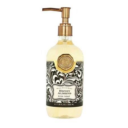 Michel Design Works Scented Dish Soap - 17.8oz, Honey Almond