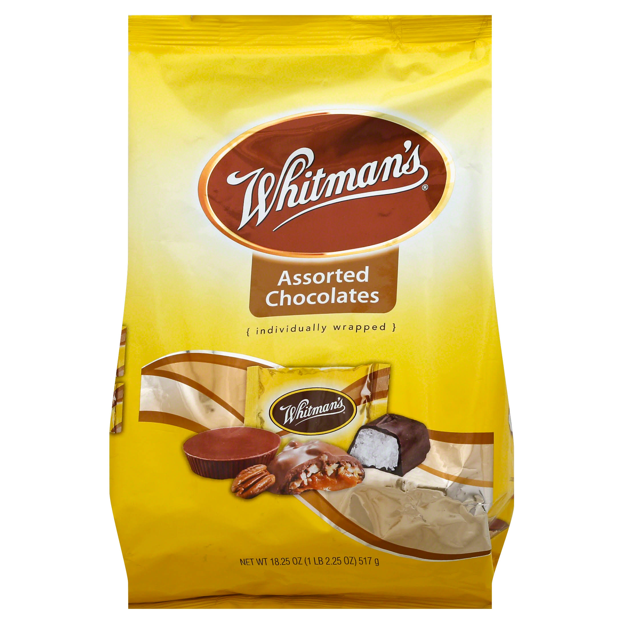 Whitmans Chocolates, Assorted - 18.25 oz