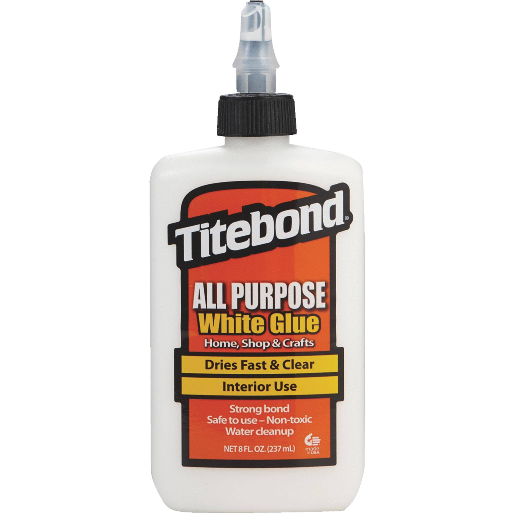 Titebond 5033 All-Purpose White Glue 8 oz