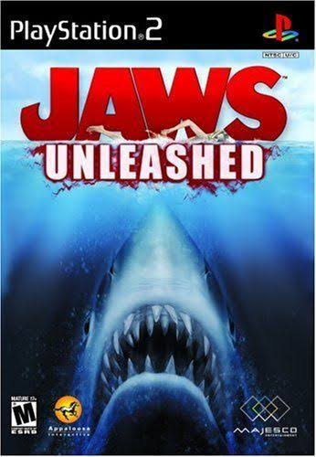 Jaws Unleashed - Play Station 2