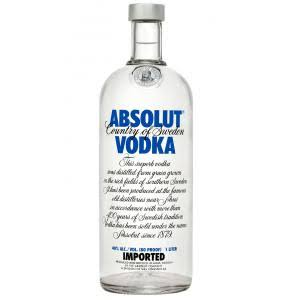 Absolut Original Swedish Vodka - 700ml