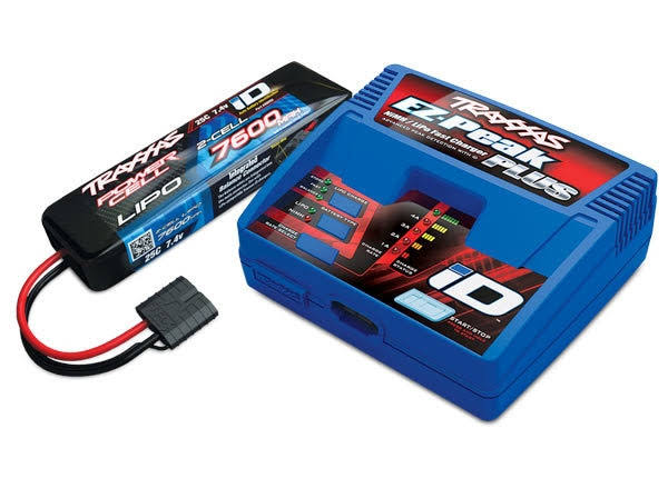 Traxxas 2995 - Battery/Charger Completer Pack