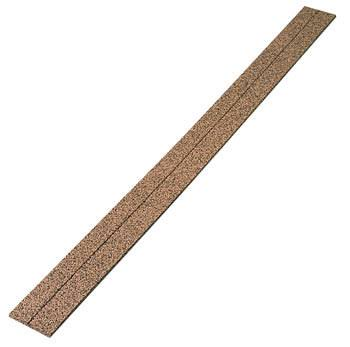 Midwest Products O Cork Roadbed Strips - Brown, 3'