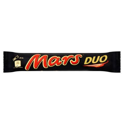 Mars Duo Chocolate Bar - 39.4g