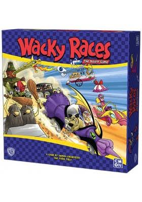 Wacky Races the Board Game