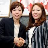 小平奈緒, 李相花, 2018年平昌オリンピック冬季競技大会, 平昌郡