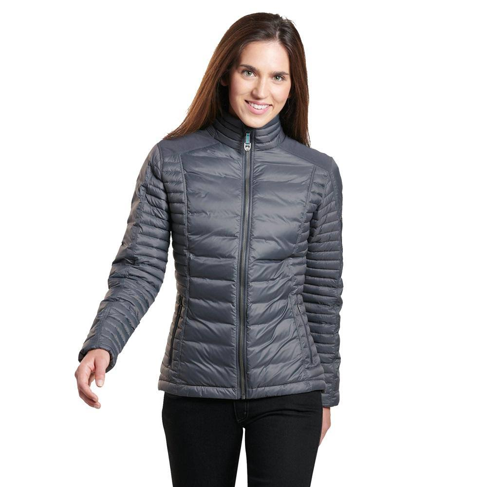 Kuhl Women's Spyfire Jacket Carbon L