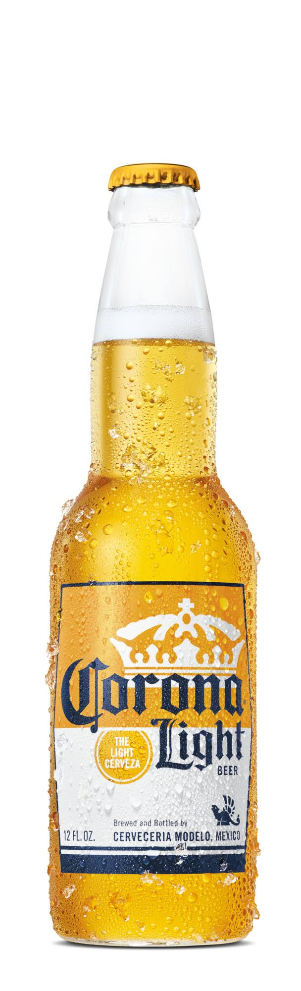 Corona Light Beer - 12 oz Bottle
