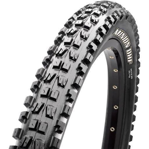 "Maxxis Minion DHF Wide Trail Max Terra EXO Folding Bead Clincher Tire - Black, 27.5"" x 2.5"""