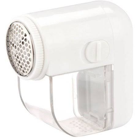 Honey Can Do Electric Fabric Shaver - With Brush White