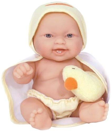 JC Toys Lots of Love Babies Bath Doll Toy