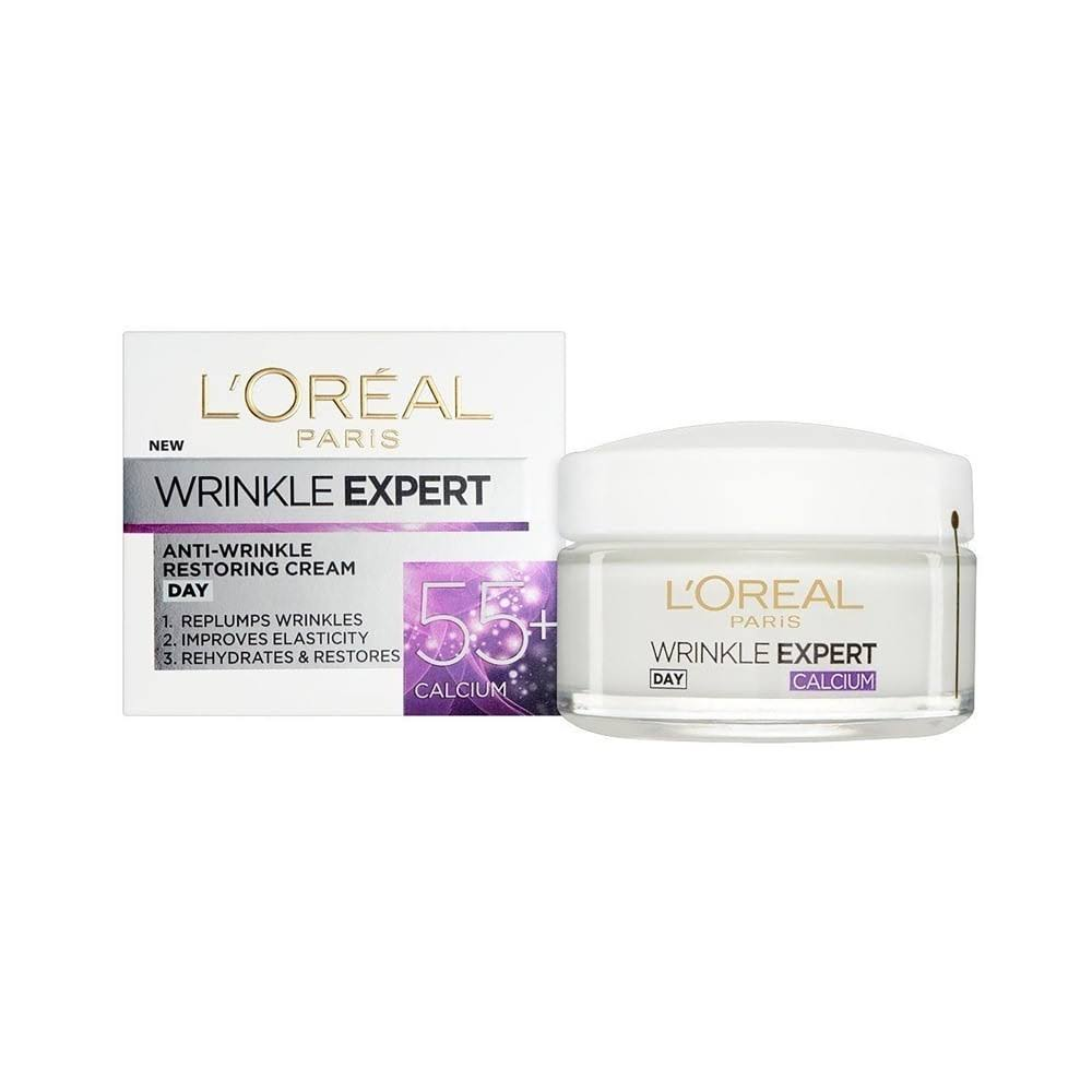L'Oréal Wrinkle Expert Anti-Wrinkle Restoring Cream Day - 50ml