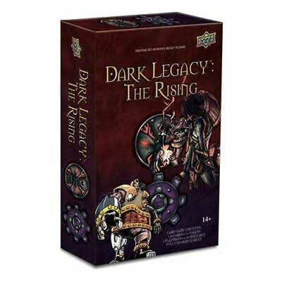 Upper Deck Entertainment Dark Legacy the Rising Chaos vs Tech Starter Set