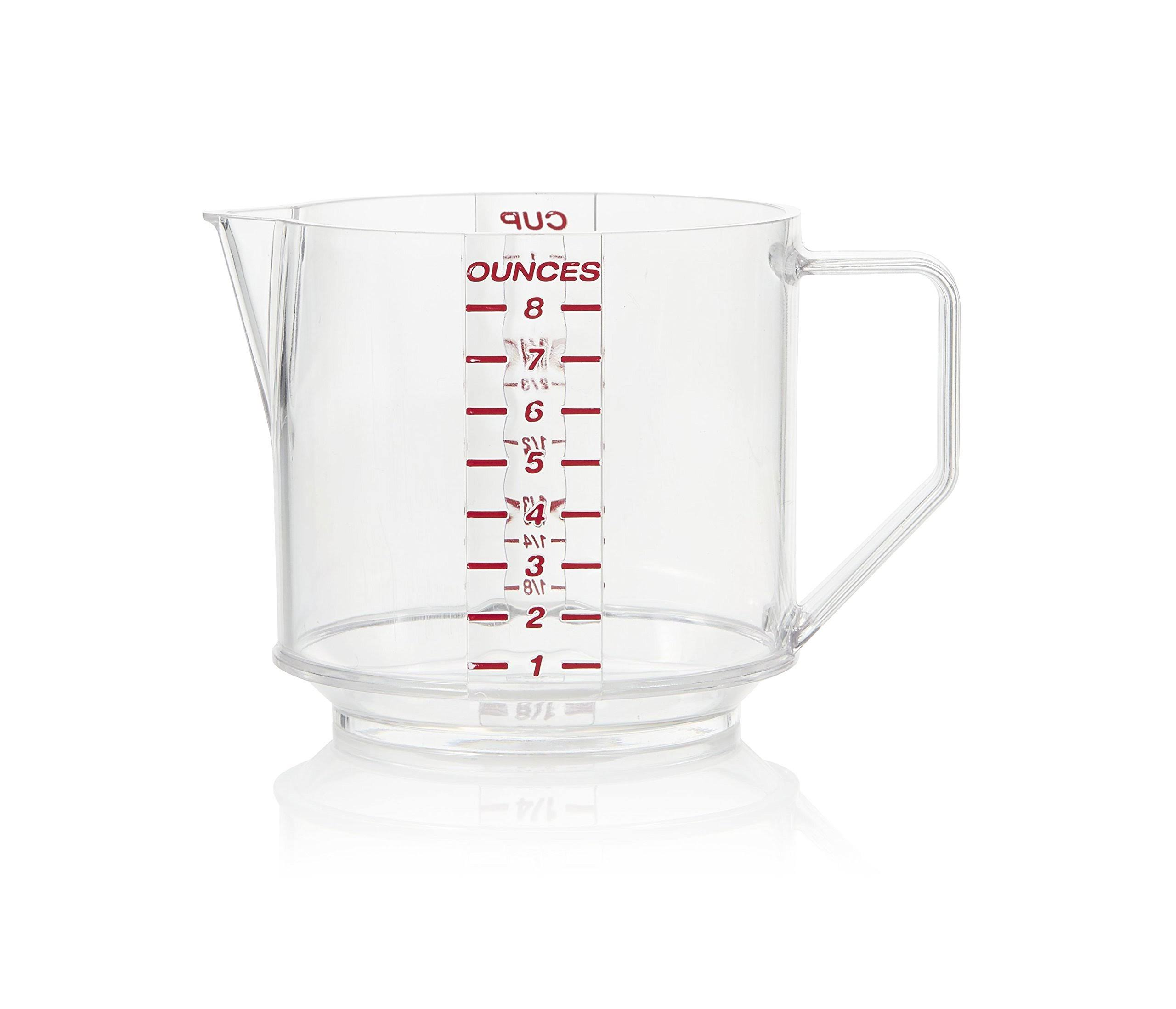 Arrow Clear Measuring Cup - 1c