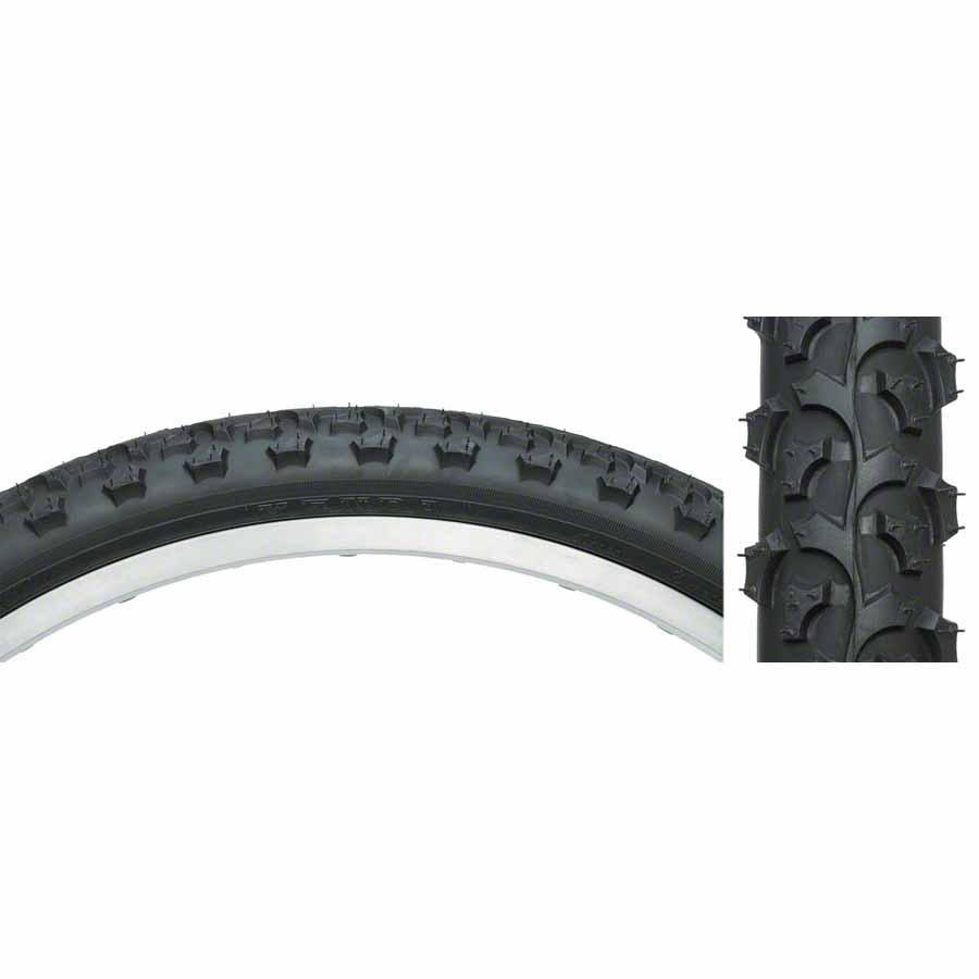 Kenda A-Bite K831 ATB Wire Bead Bicycle Tire - Black