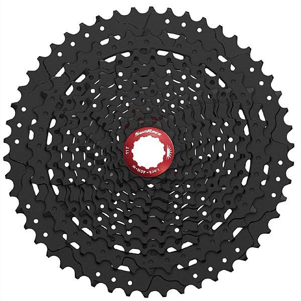 Sunrace MX80 11 Speed Cassette - Black