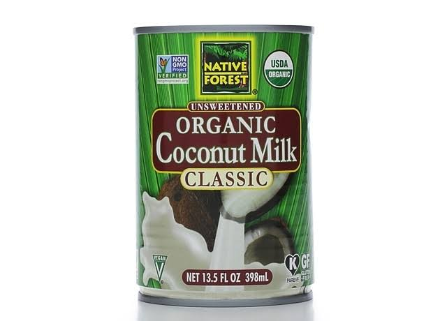 Native Forest Organic Classic Coconut Milk - 13.5oz