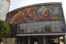 David Alfaro Siqueiros Famous Murals by The Murals At Ciudad Universitaria Unam U2013 Something To Write