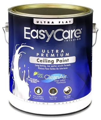 True Value Manufacturing Easy Care Ceiling Paint - White