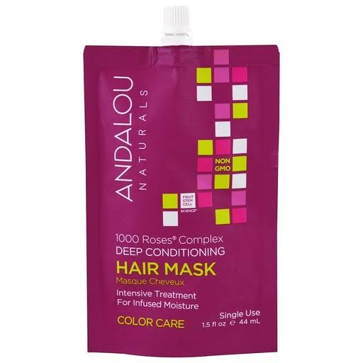 Andalou Naturals Hair Mask, Color Care - 1.5 fl oz